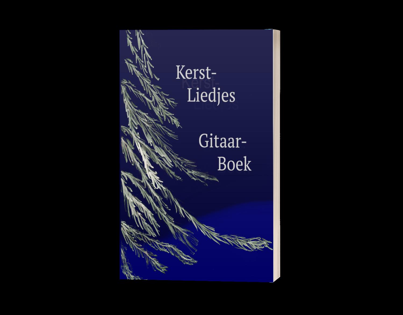Kerstliedjes gitaarboek e-book €9,95